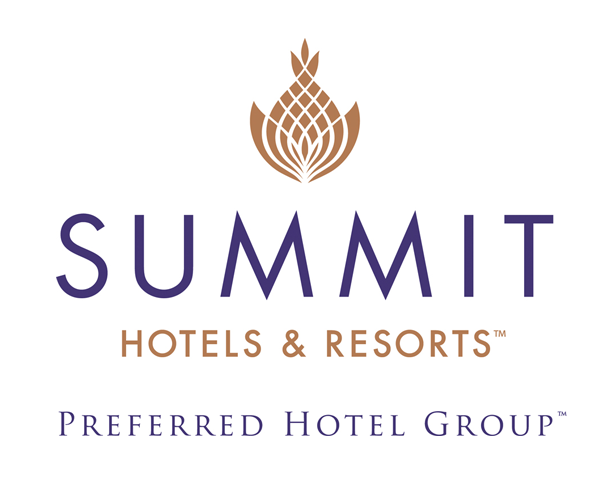 summit-hotel-and-resorts-logo-design