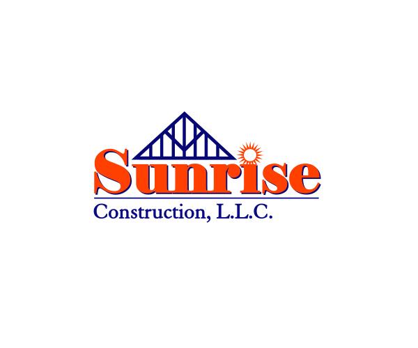 sunrise-construction-logo-design