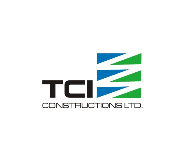 tci-construction-ltd-logo-design