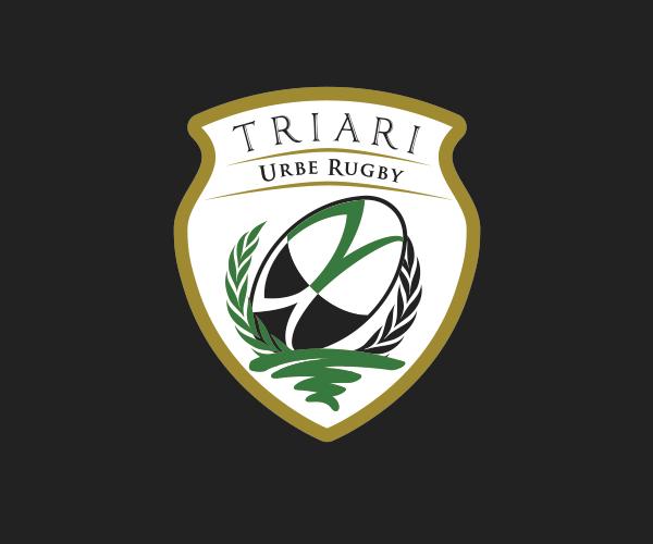 triari-urbe-rugby-logo-design