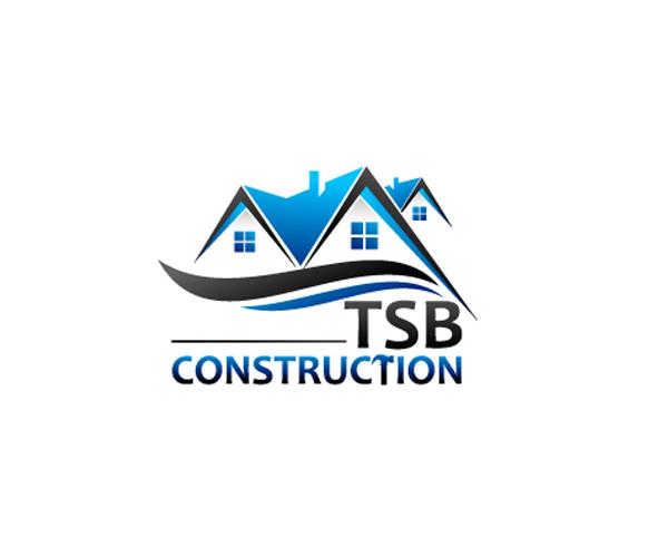 tsb-construction-logo-designer-company