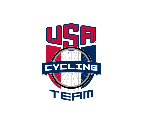 usa-cycling-logo-design