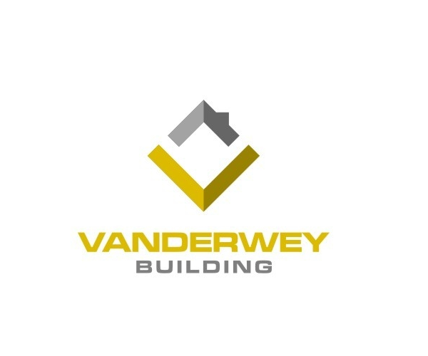 vanderwey-building-logo-design