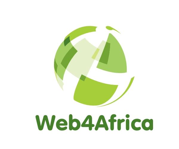 web-4-africa-logo-design