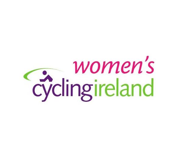women-cycling-training-logo-design