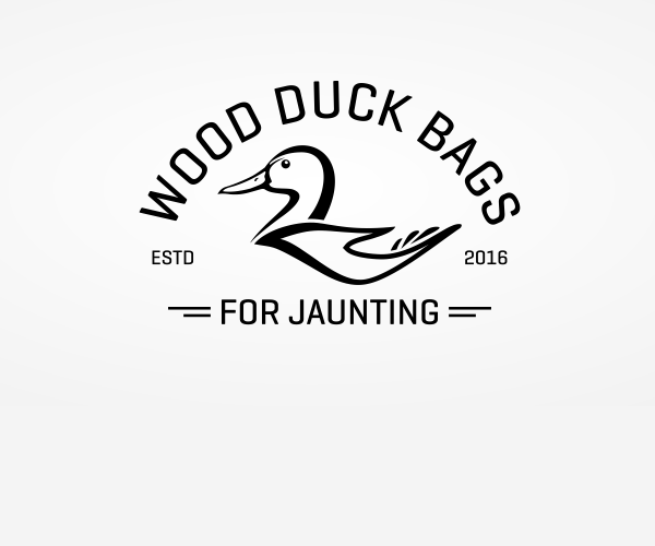 wood-duck-bags-logo-design