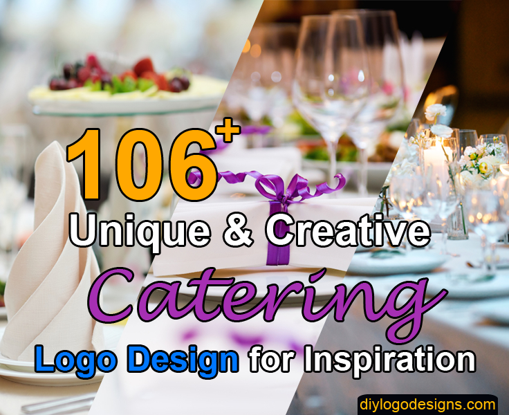 106+ Best Catering Logo Designs Inspiration & Ideas