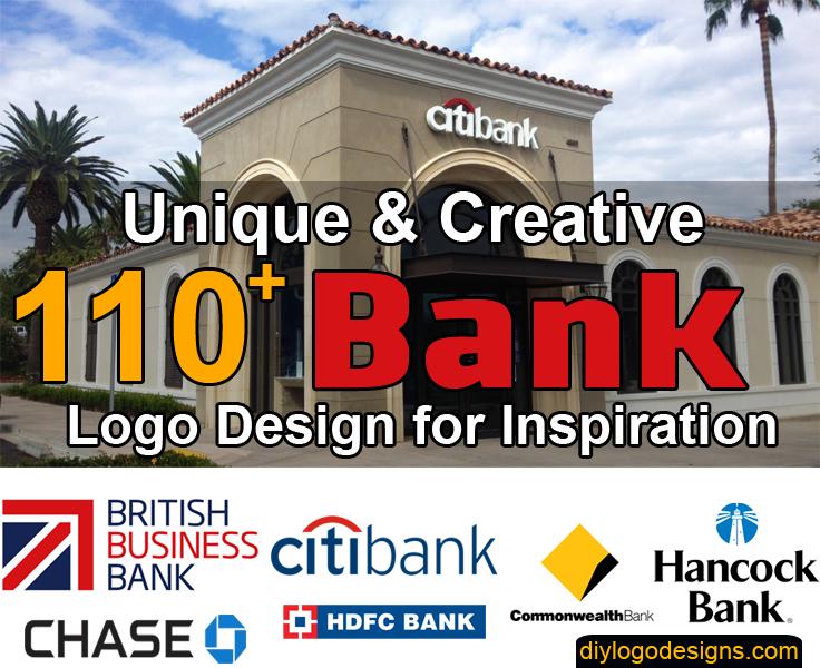 110+ Famous Bank Logo Design Inspiration Free Download