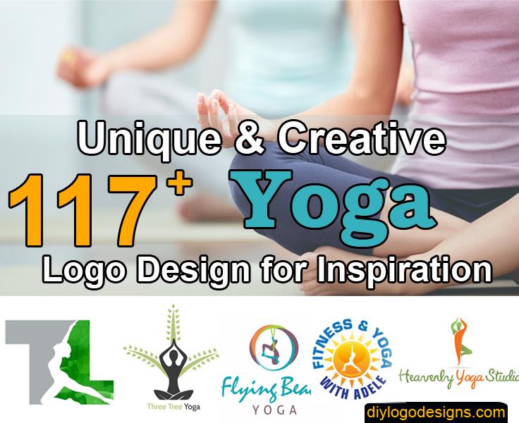 117+ Best Yoga Logo Designs for Studio, School & Trainers