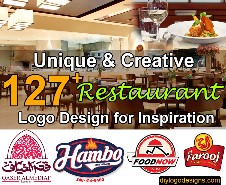 127+ Best Restaurant Logo Design Inspiration