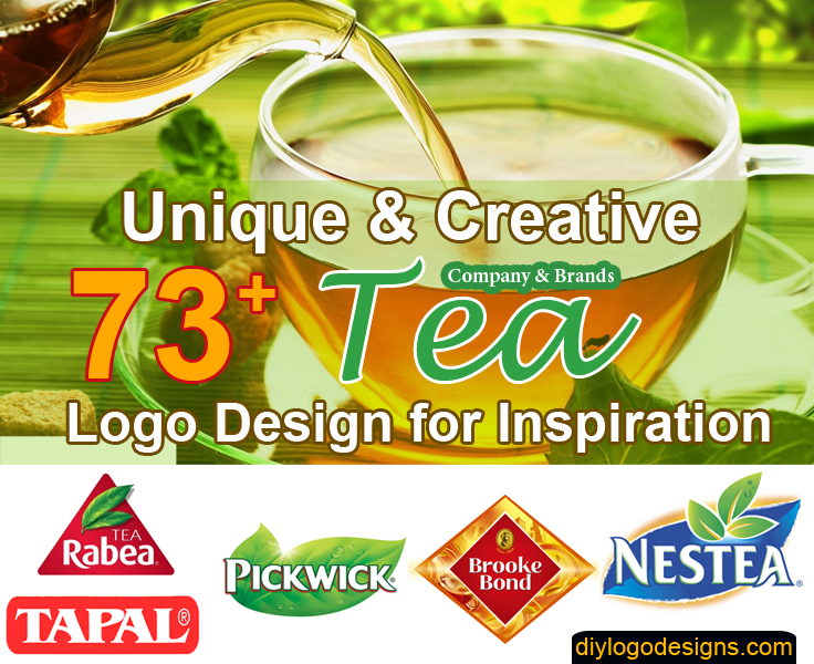 73+ Best Tea Company Logos and Brands - Free Download
