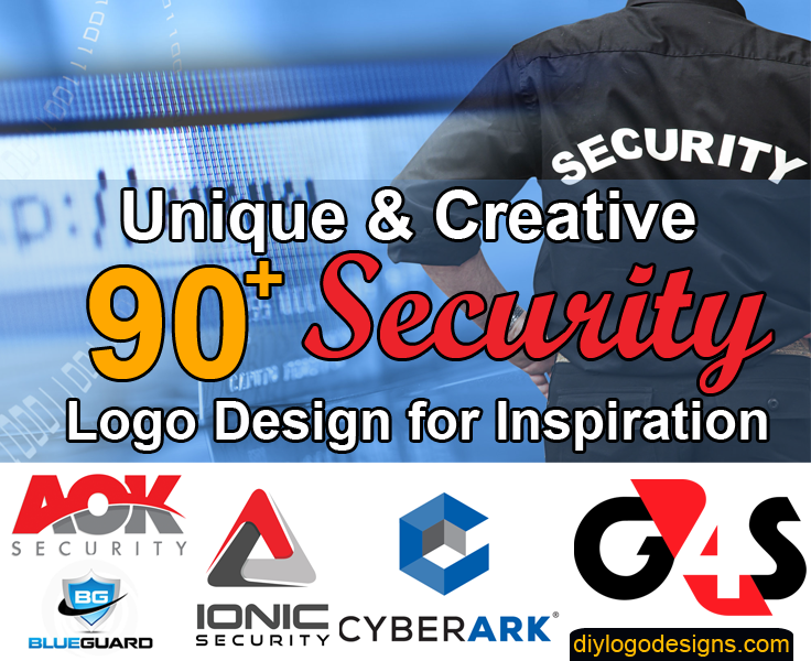 90+ Creative Security Company Logo Design for Inspiration