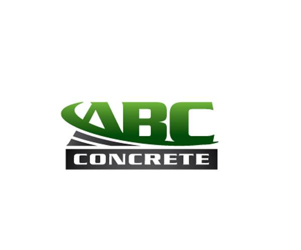 ABC-Concrete-logo-design