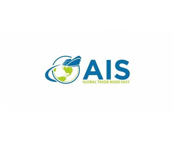 AIS-global-trade-logo-design