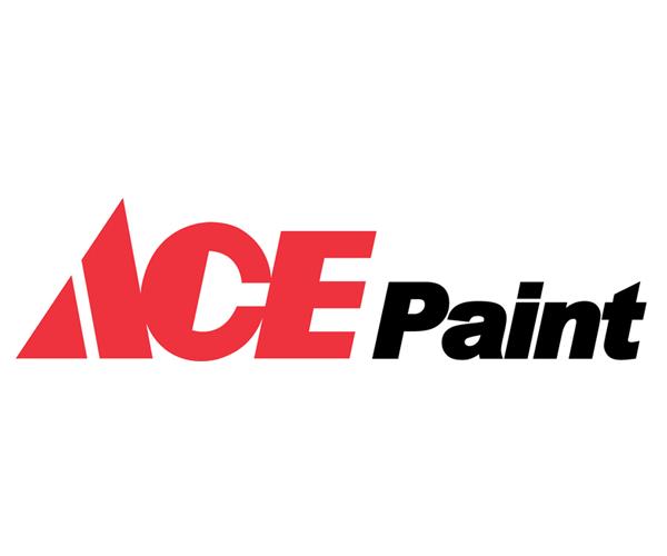 Ace-Paint-logo-design