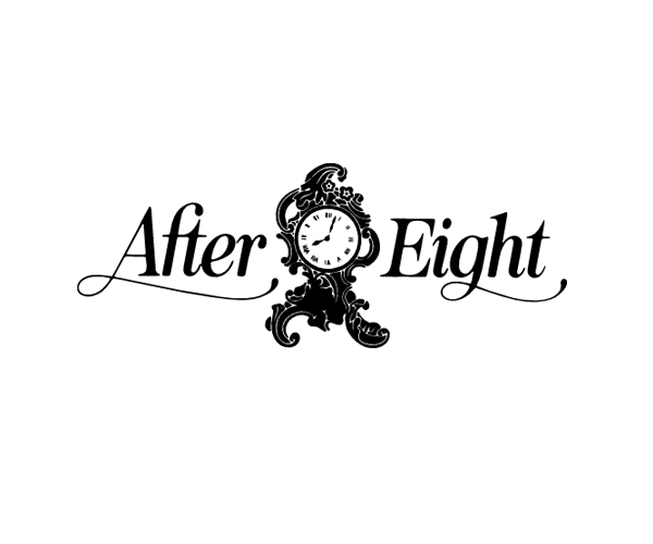 After-Eight-chocolate-logo-design