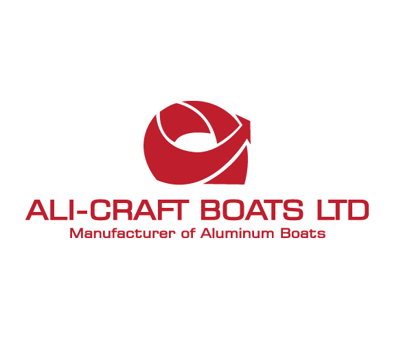Ali-Craft-Boats-aluminum-boats-logo-design