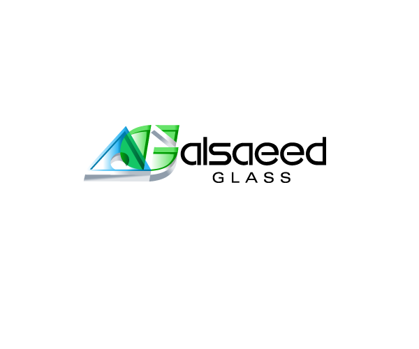 Alsaeed-Glass-logo-design