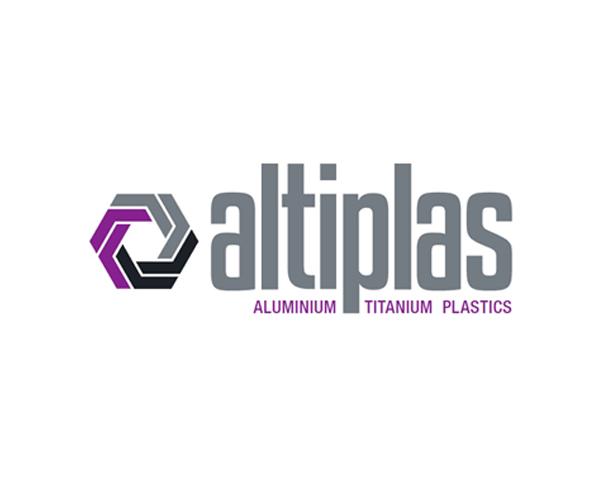 Altiplas-aluminium-logo-design