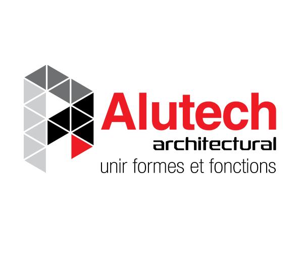 Alutech-Architectural-logo-design