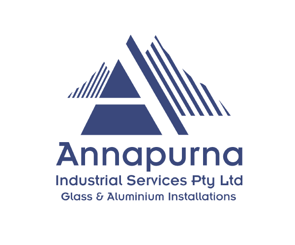 Annapurna-Industrial-Sevices-logo-design