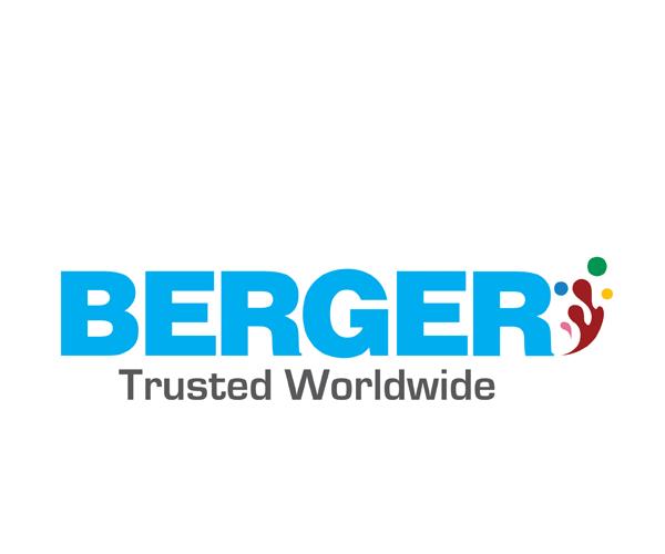 BERGER-Paints-Pakistan-logo-design