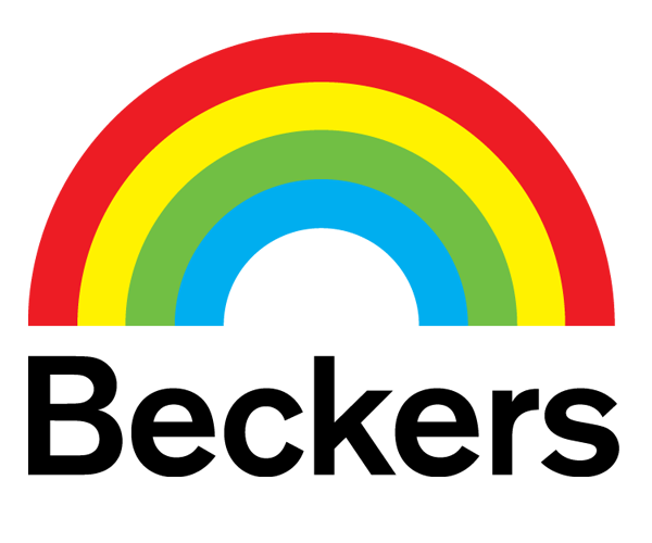 Beckers-Swedish-paint-logo-design