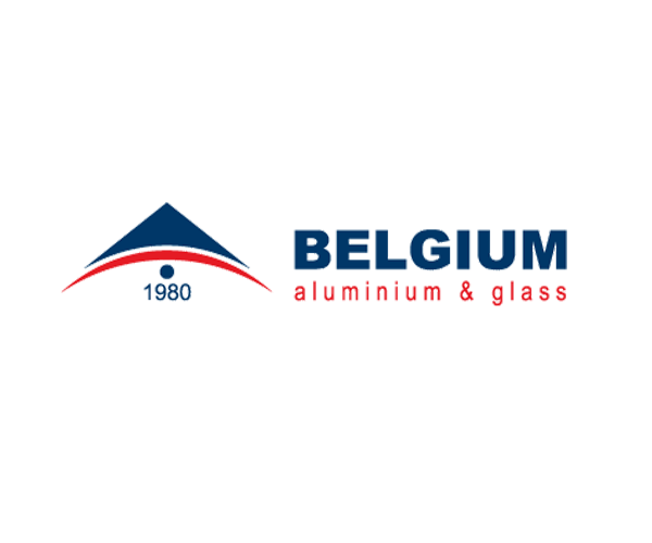 Belgium-Aluminium-and-Glass-logo-design