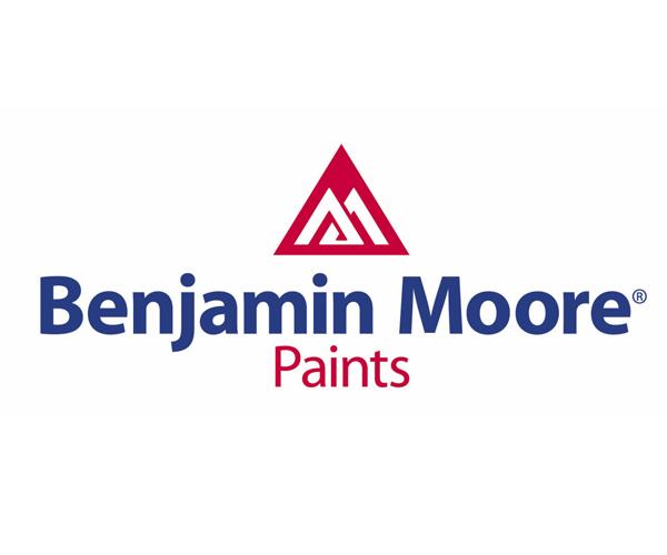 Benjamin-Moore-paints-logo-design