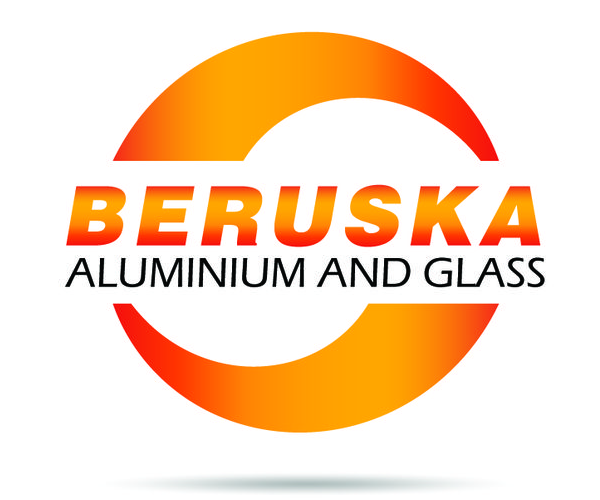 Beruska-aluminium-and-glass-logo-design