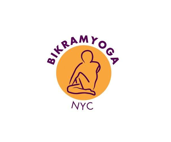 Bikram-Yoga-Nyc-logo-design