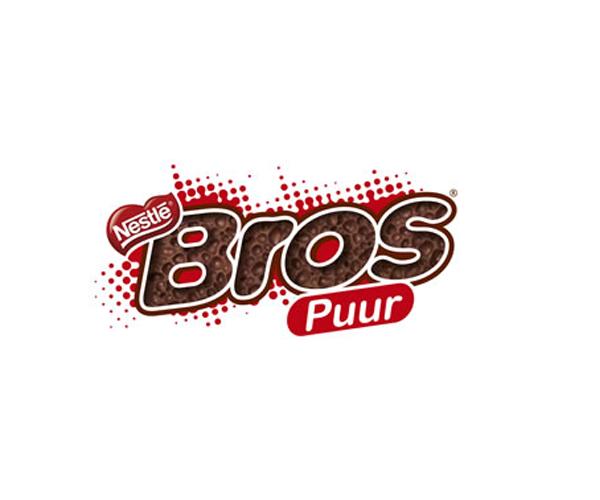 Bros-puur-chocolate-logo-design