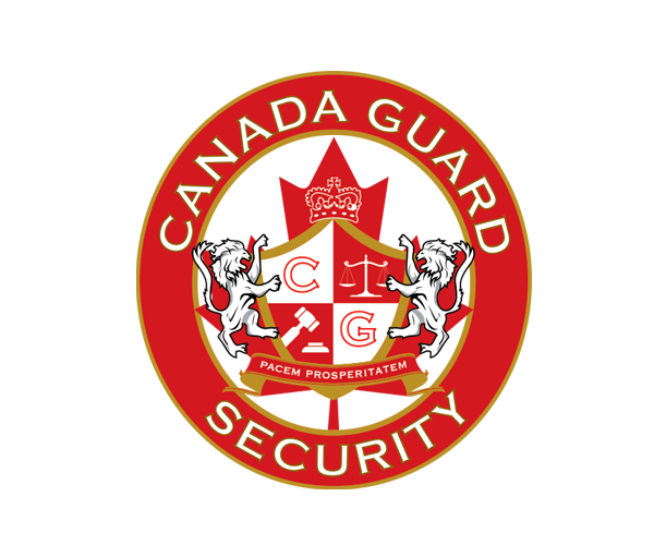 Canada-Guard-Security-logo-design