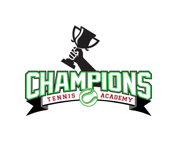 Champions-Tennis-Academy-logo-design