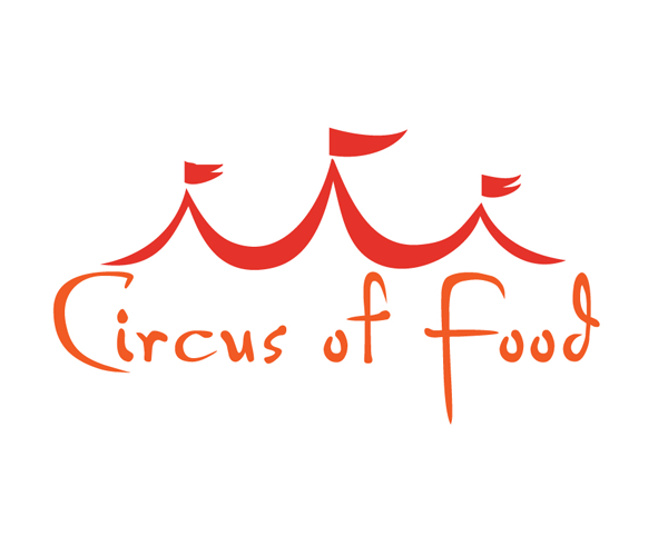 Circus-of-Food-logo-design