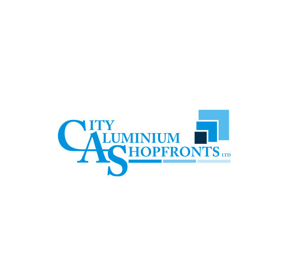 City-Aluminium-Shop-logo-design