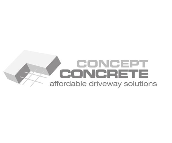 Concept-Concrete-Logo-design