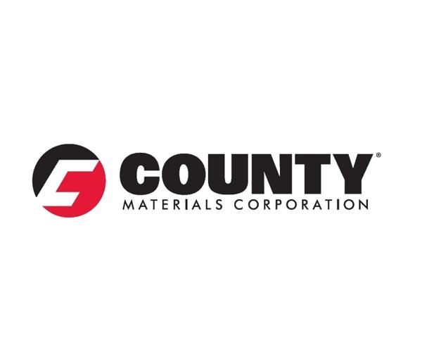 County-Materials-logo-design