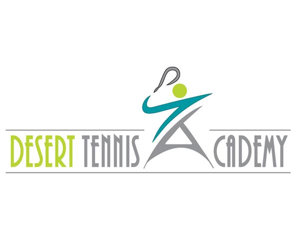Desert-Tennis-Academy-logo-design