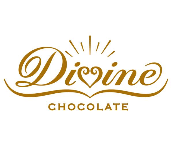 Divine-Chocolate-logo-designer
