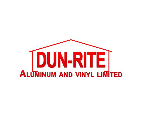 Dun-Rite-Aluminum-logo-design-canada