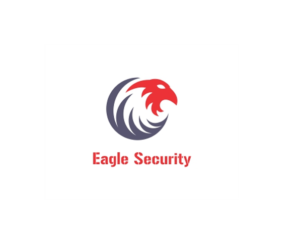 Eagle-Security-logo-design