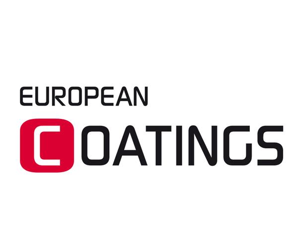 European-Coatings-logo-design