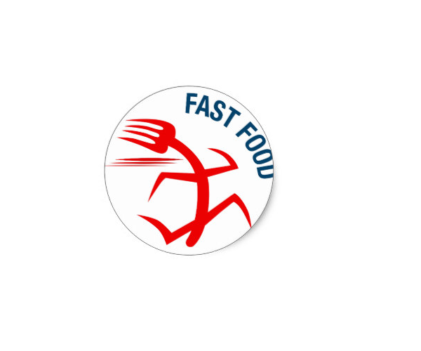 Fast-Food-Running-logo-design