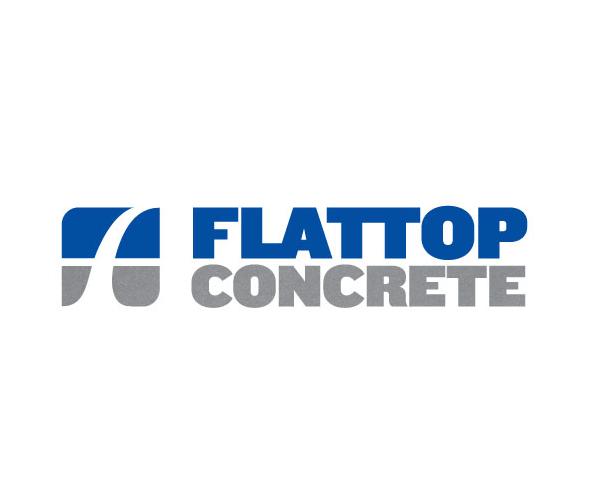 FlatTop-Concrete-logo-designer