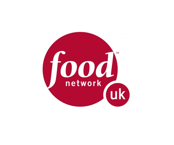 Food-Network-UK-logo-design