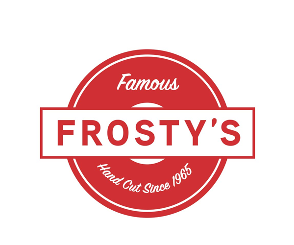 Frostys-Donuts-logo-design