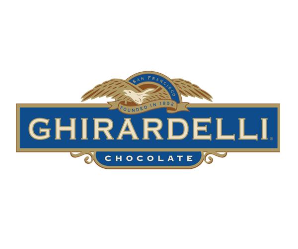 Ghirardelli-Chocolate-logo-design
