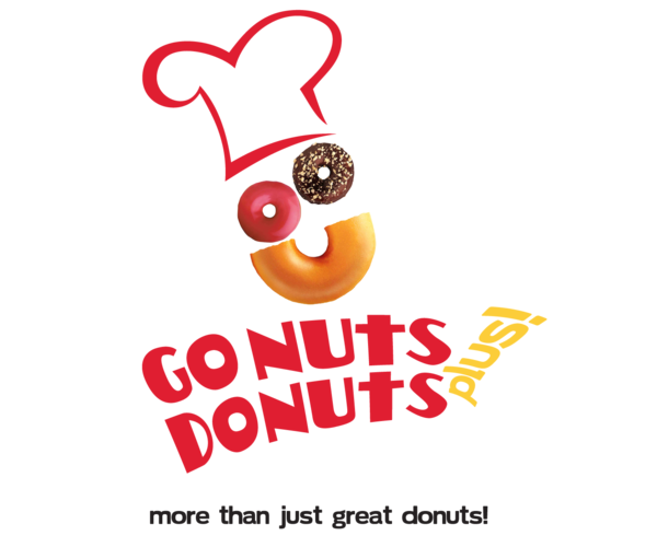 Go-Nuts-Donuts-Logo-Design