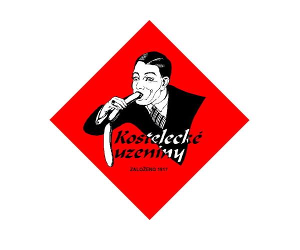 Kostelec-Sausages-logo-design